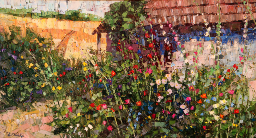 In the Country 24x48