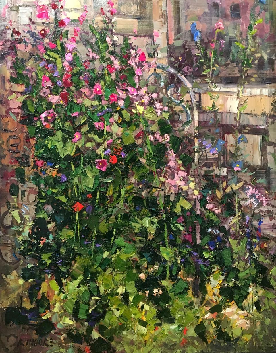 In the Garden 30x40