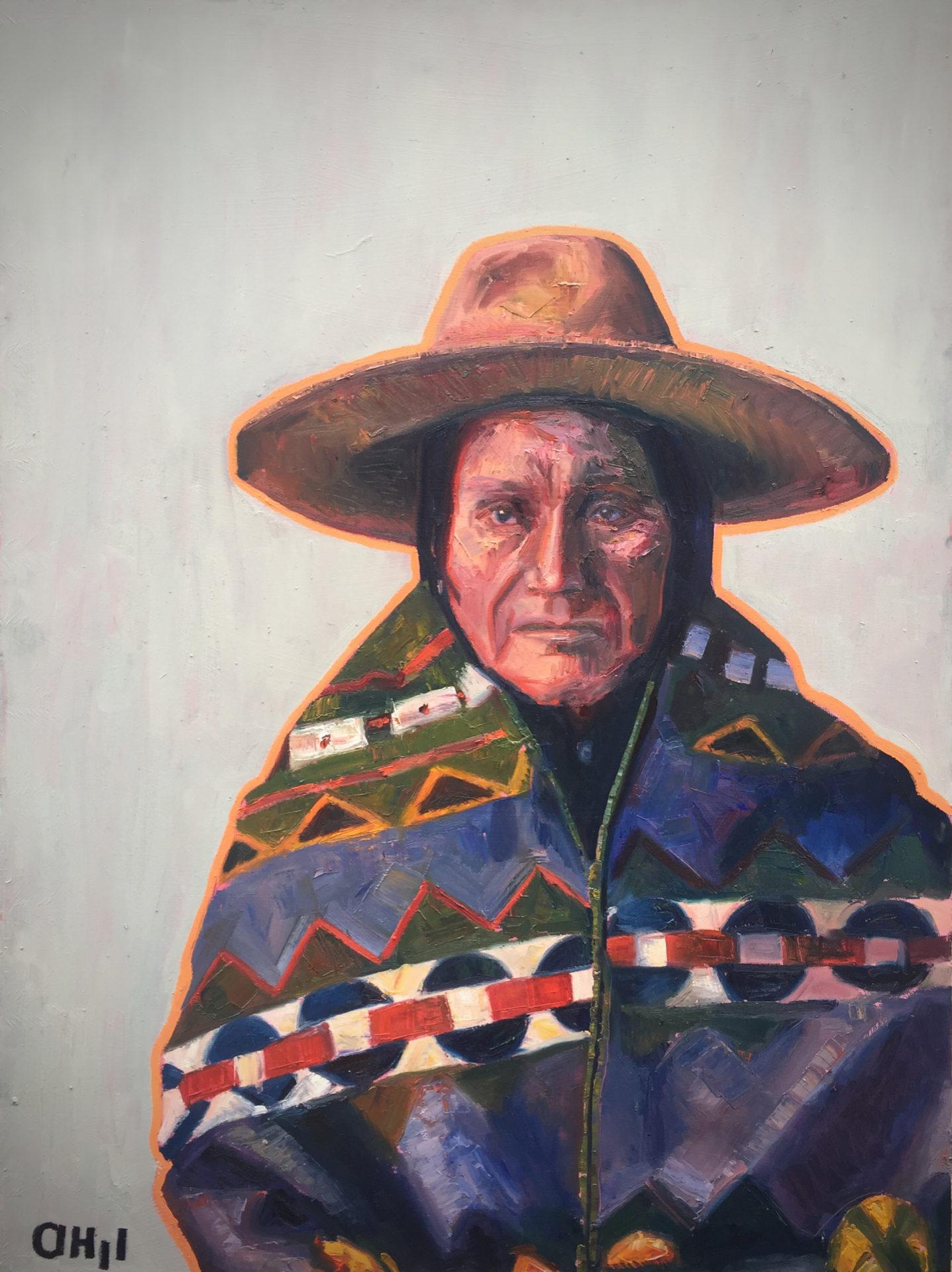 Umatilla Chief 36x48